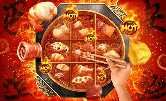 Săn Chilli Hot để gia tăng kết hợp chiến thắng