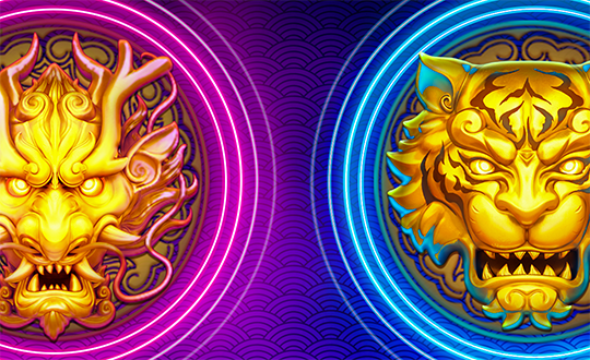 Dragon Tiger Luck | Pocket Games Soft | Difference Makes The Difference