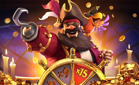 ทดลองเล่น Captain's Bounty