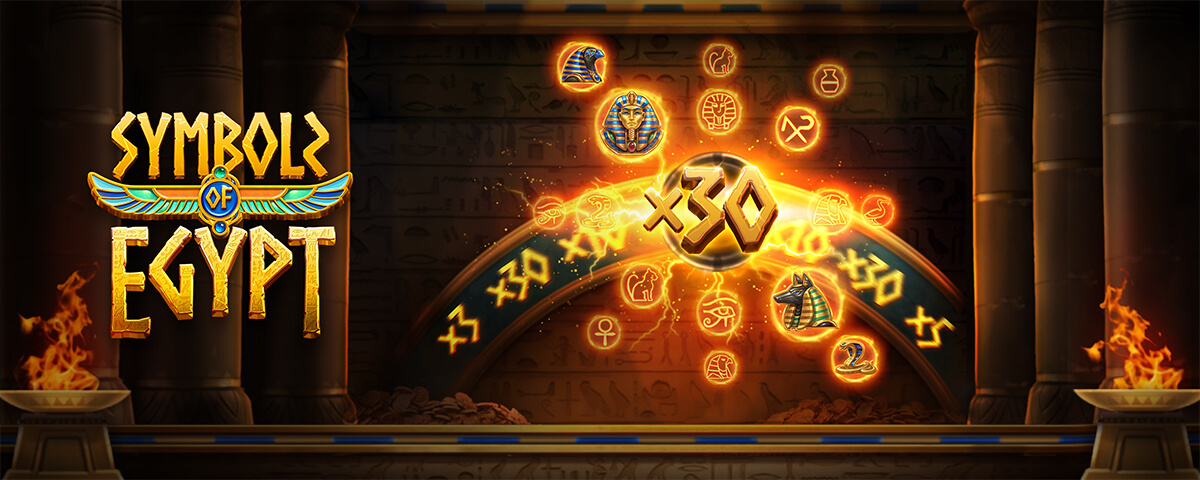 """NEW GAME """"SYMBOLS OF EGYPT"""" LAUNCHED! 