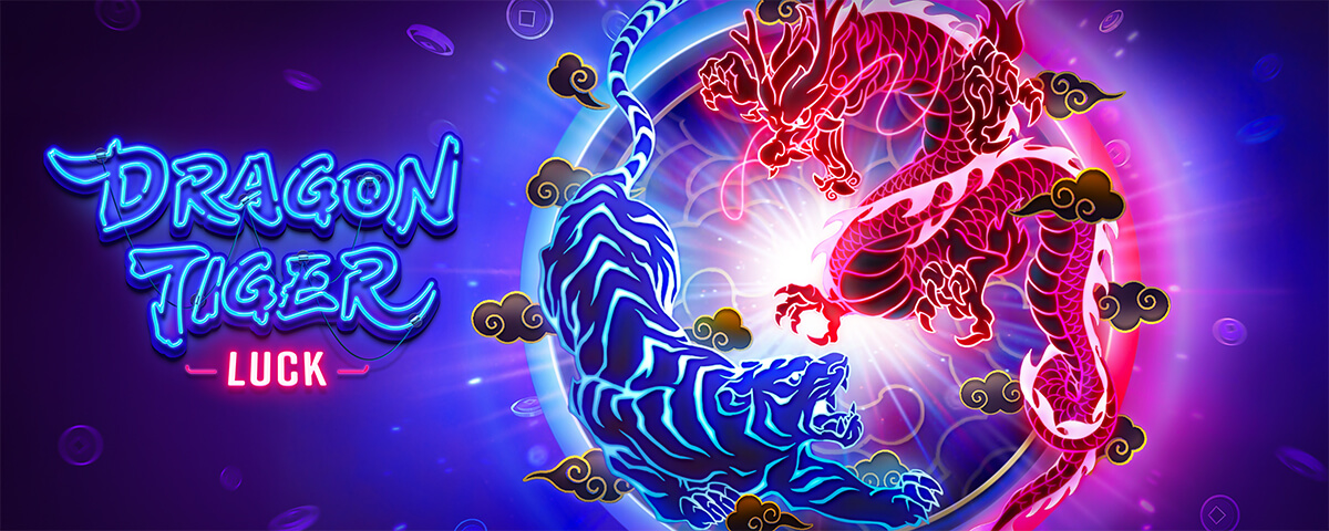 """WIN DOUBLE THE PRIZES WITH """"DRAGON TIGER LUCK""""! 